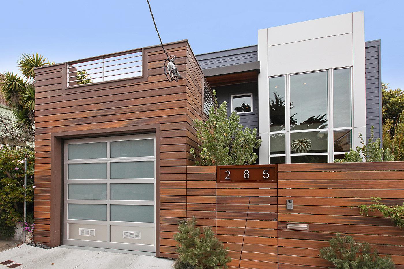 Modern Architecture u0026 Comfort in Bernal Heights